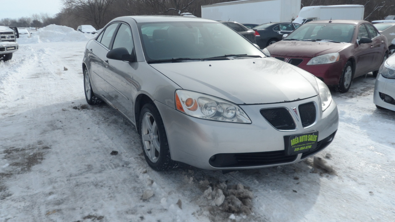 2007 Pontiac G6  - Area Auto Center