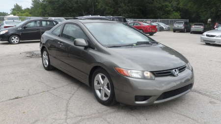 2008 Honda Civic Cpe EXL for Sale  - 13039X  - Area Auto Center