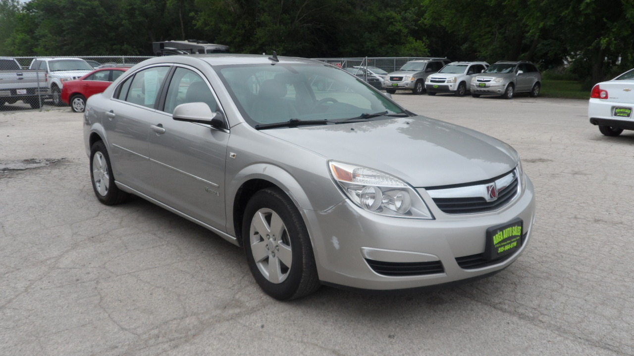 2008 Saturn Aura XR  - 13047X  - Area Auto Center