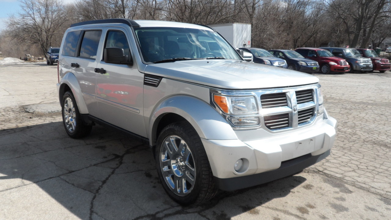 2010 Dodge Nitro  - Area Auto Center