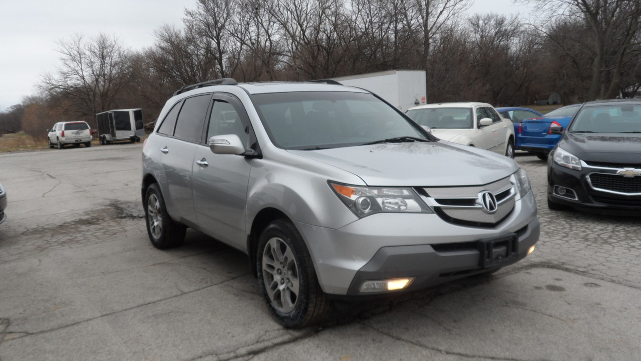 2007 Acura MDX  - Area Auto Center