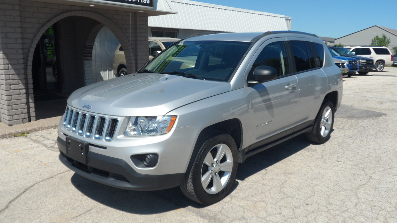 2012 Jeep Compass  - Area Auto Center