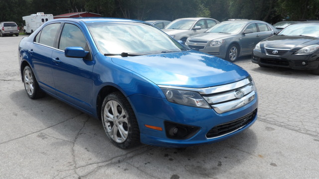 2012 Ford Fusion  - Area Auto Center