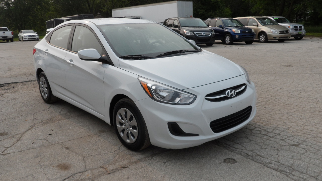 2017 Hyundai Accent  - Area Auto Center