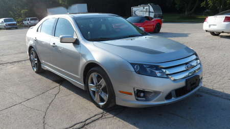 2010 Ford Fusion SPORT AWD for Sale  - 11720  - Area Auto Center