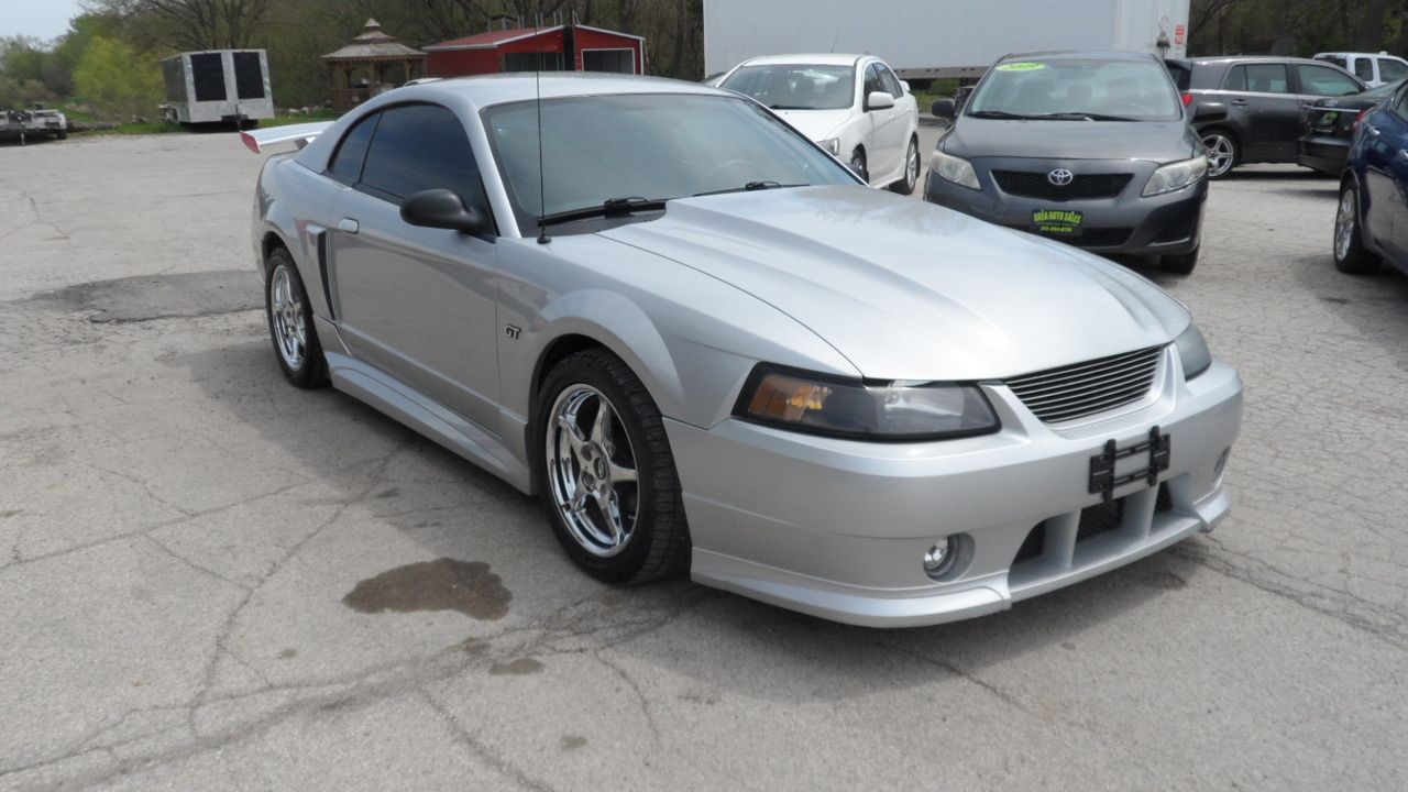 2002 Ford Mustang  - Area Auto Center