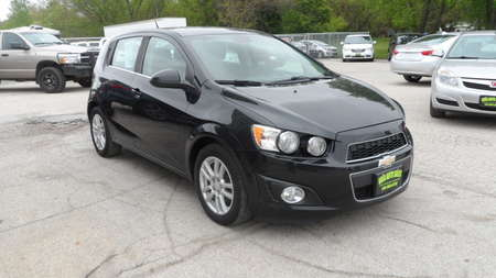 2013 Chevrolet Sonic LT for Sale  - 13025X  - Area Auto Center