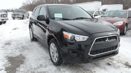 2015 Mitsubishi Outlander Sport ES 2WD for Sale  - 11889  - Area Auto Center