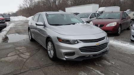2018 Chevrolet Malibu LT for Sale  - 11839  - Area Auto Center