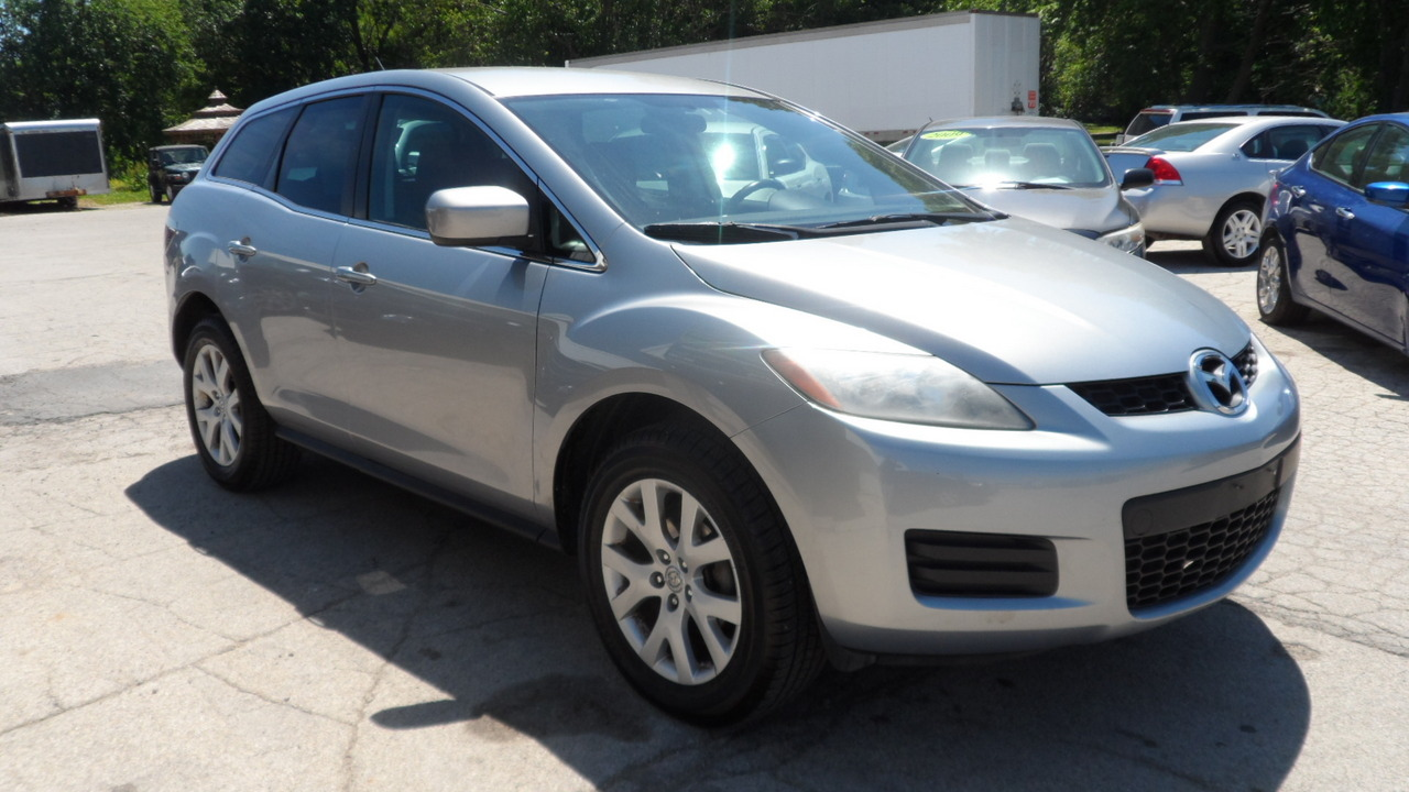 2008 Mazda CX-7  - Area Auto Center