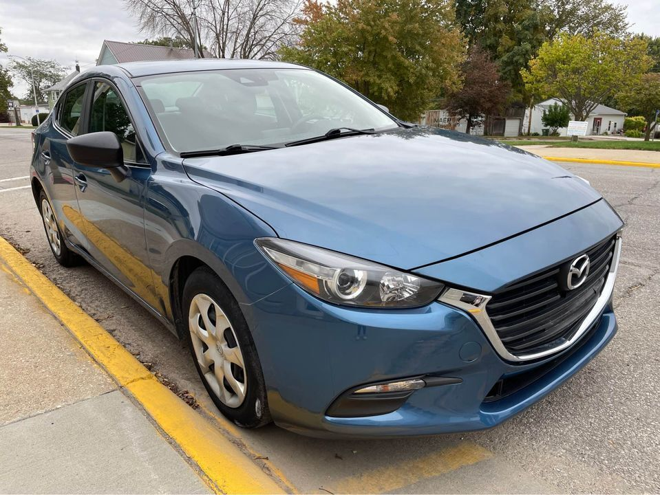 2018 Mazda MAZDA3 4-Door SPORT  - 12248  - Area Auto Center