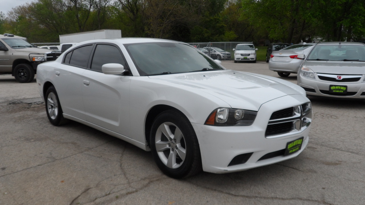 2013 Dodge Charger SE  - 13028X  - Area Auto Center