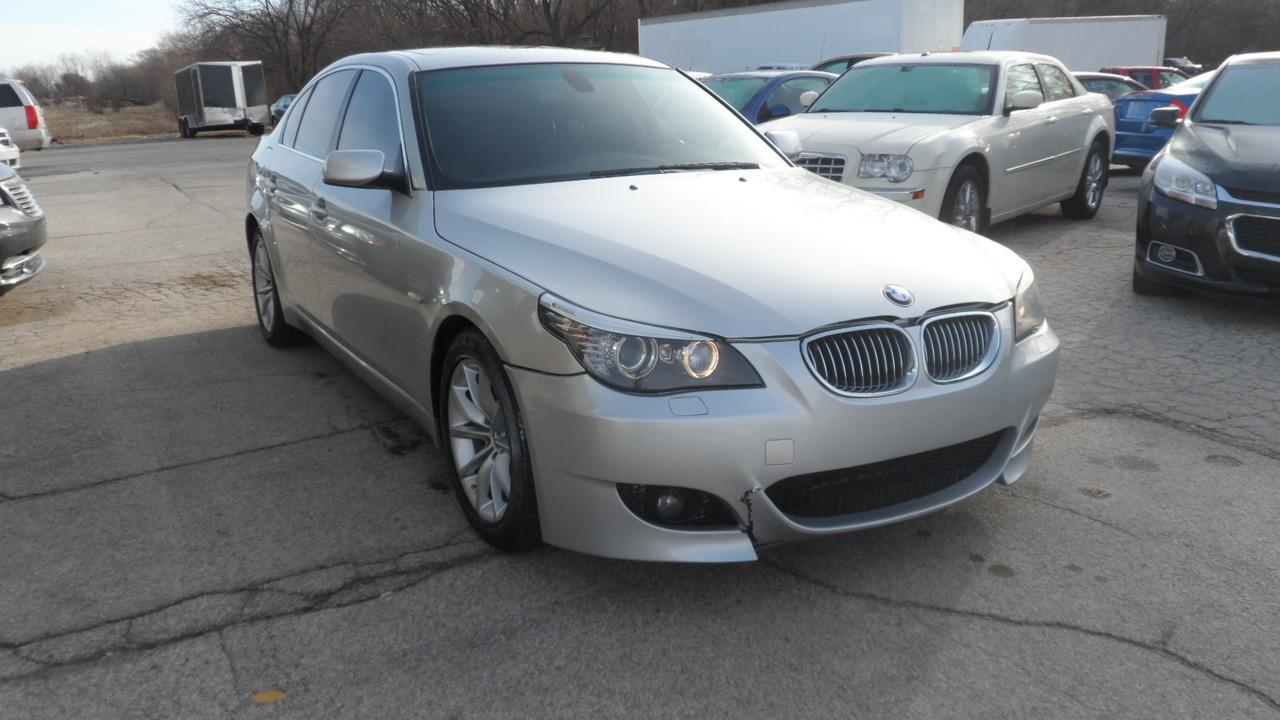 2008 BMW 5 Series  - Area Auto Center