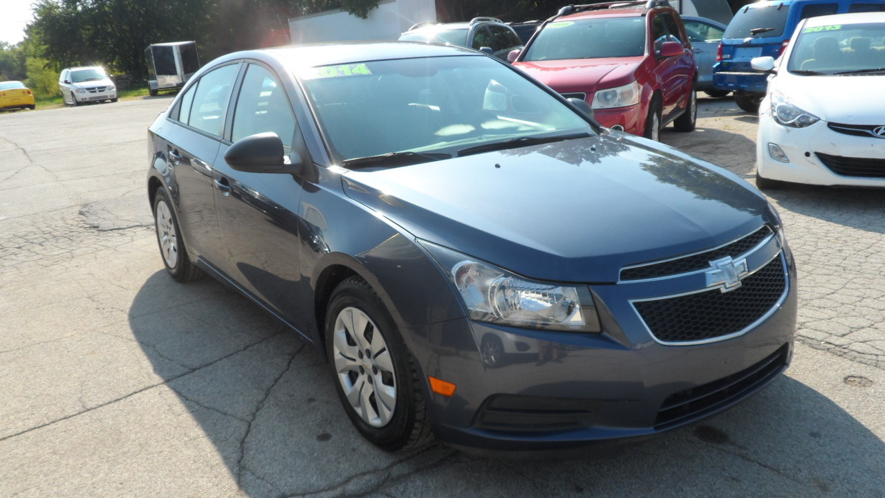 2014 Chevrolet Cruze  - Area Auto Center
