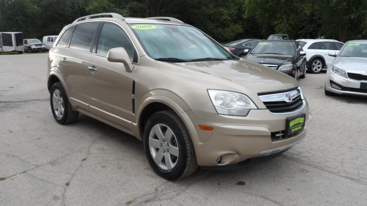 2008 Saturn VUE  - Area Auto Center