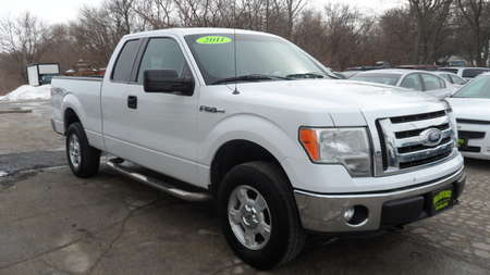 2011 Ford F-150 SUPER CAB 4WD SuperCab for Sale  - 11578  - Area Auto Center