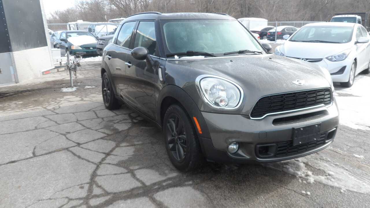 2012 Mini Cooper Countryman S COUNTRYMAN  - 13071X  - Area Auto Center