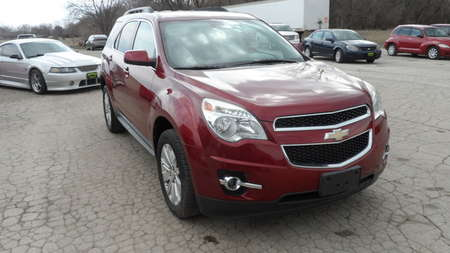 2011 Chevrolet Equinox LT AWD for Sale  - 11882  - Area Auto Center