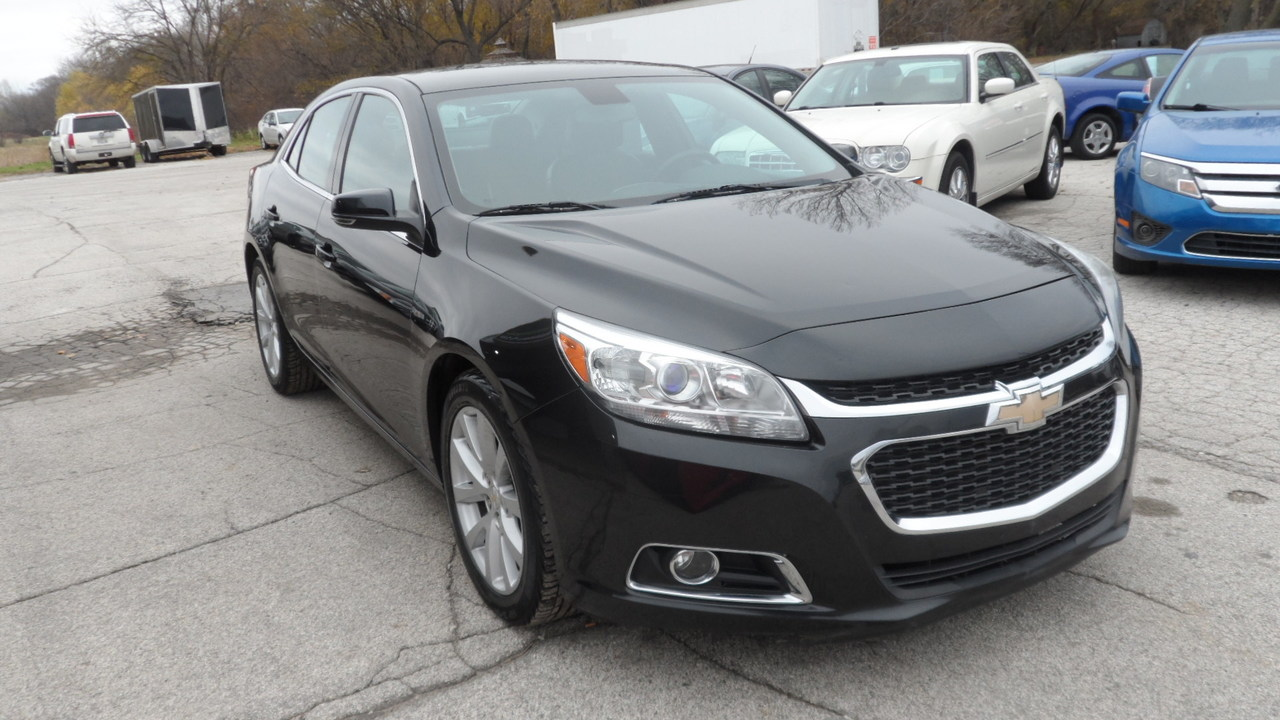 2014 Chevrolet Malibu  - Area Auto Center