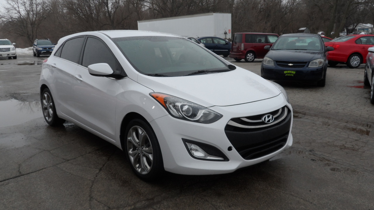 2013 Hyundai ELANTRA GT  - Area Auto Center