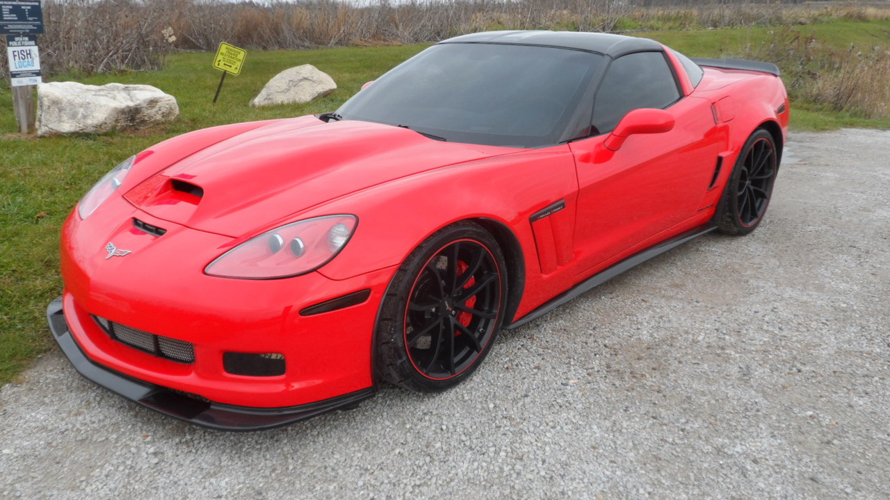 2011 Chevrolet Corvette  - Area Auto Center