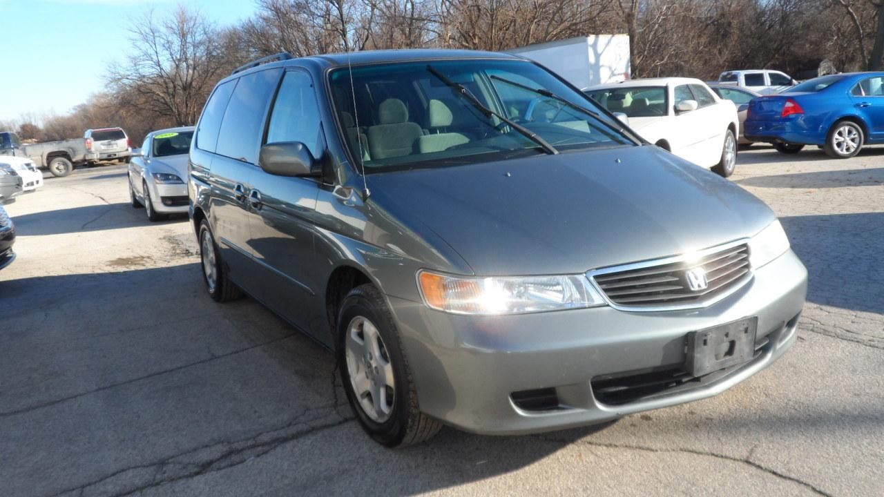 2001 Honda Odyssey  - Area Auto Center
