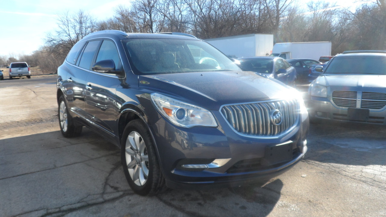 2013 Buick Enclave  - Area Auto Center