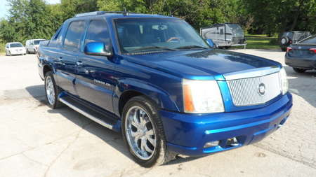 2003 Cadillac Escalade EXT EXT AWD for Sale  - 11677  - Area Auto Center