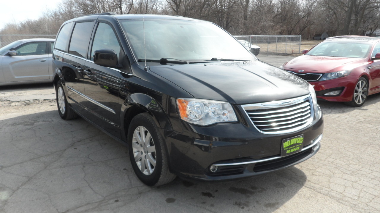 2013 Chrysler Town & Country TOURING L  - 13017X  - Area Auto Center