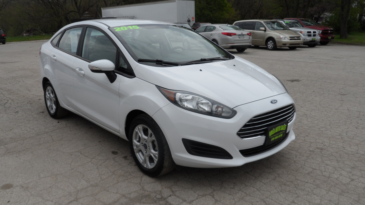 2015 Ford Fiesta  - Area Auto Center