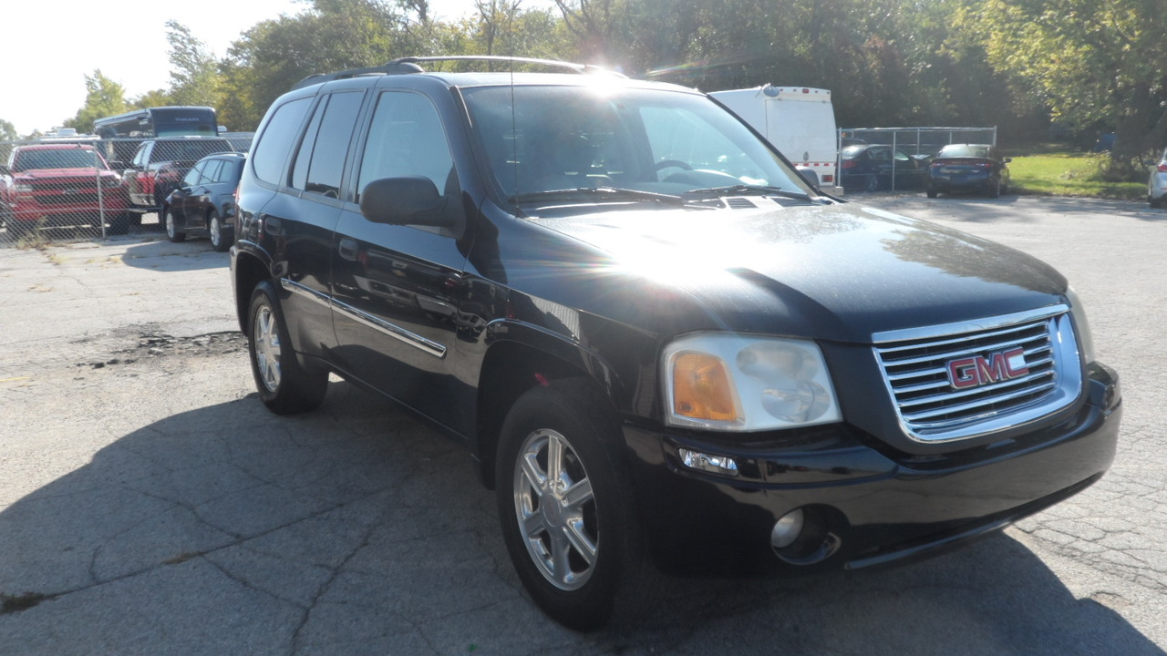 2008 GMC Envoy SLE2 4WD  - 13049X  - Area Auto Center