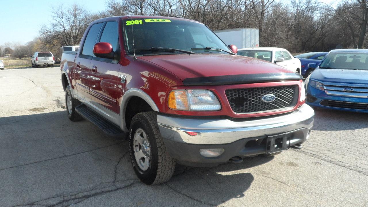 2001 Ford F-150  - Area Auto Center