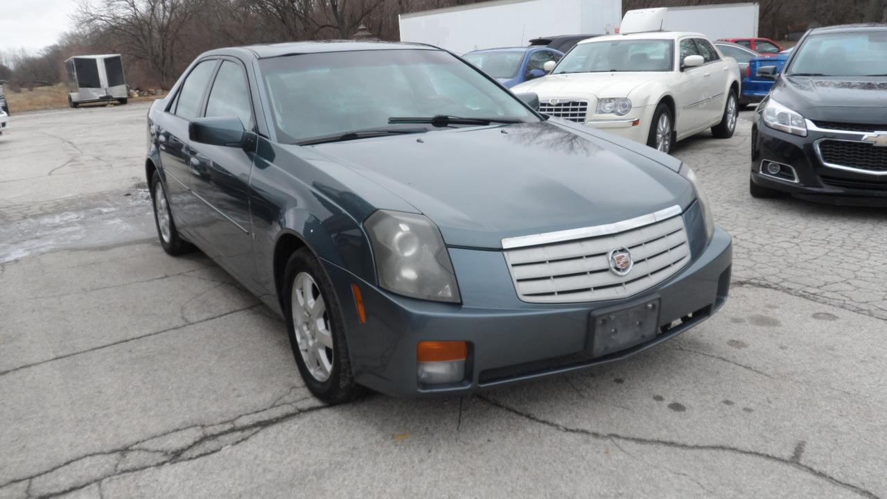 2006 Cadillac CTS  - Area Auto Center