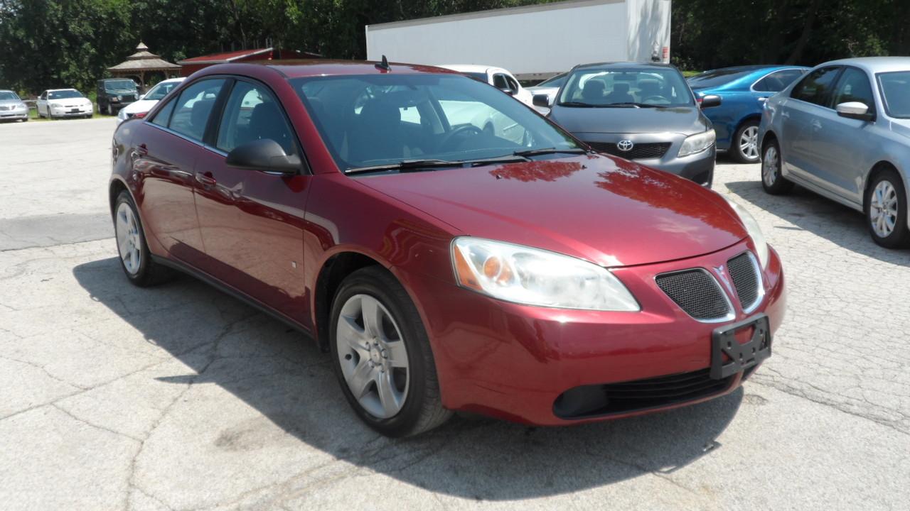 2009 Pontiac G6  - Area Auto Center