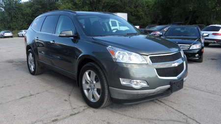 2010 Chevrolet Traverse LT AWD for Sale  - 11943X  - Area Auto Center