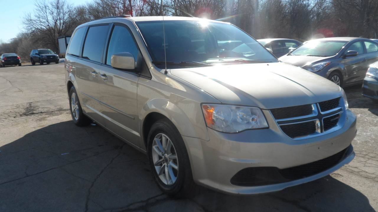 2013 Dodge Grand Caravan  - Area Auto Center