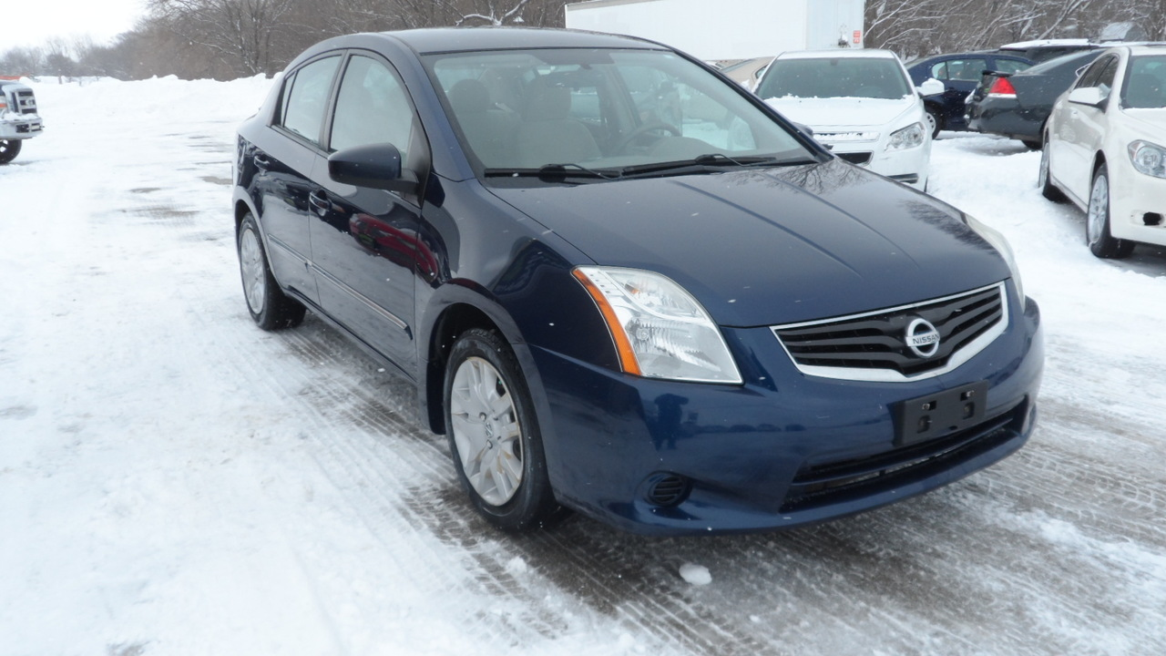 2011 Nissan Sentra  - Area Auto Center