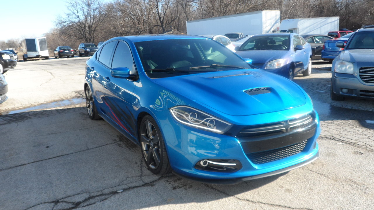 2016 Dodge Dart  - Area Auto Center