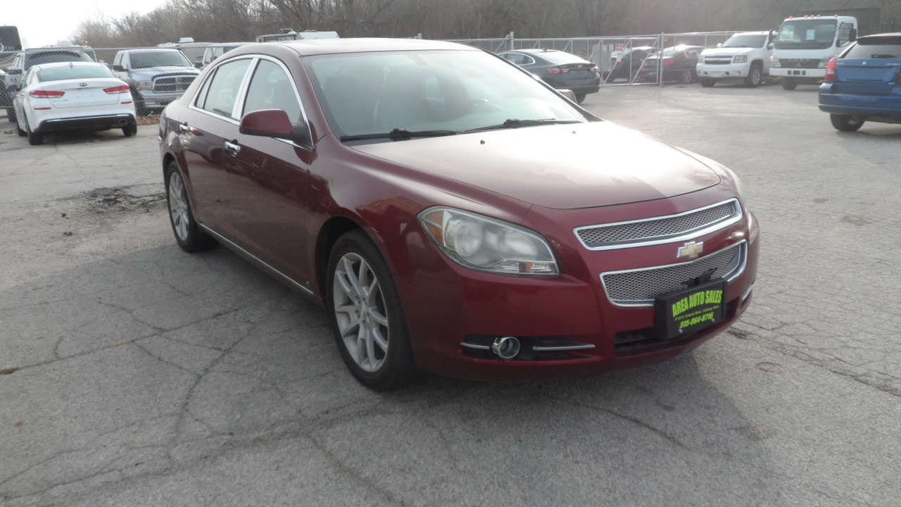 2009 Chevrolet Malibu LTZ  - 13048X  - Area Auto Center