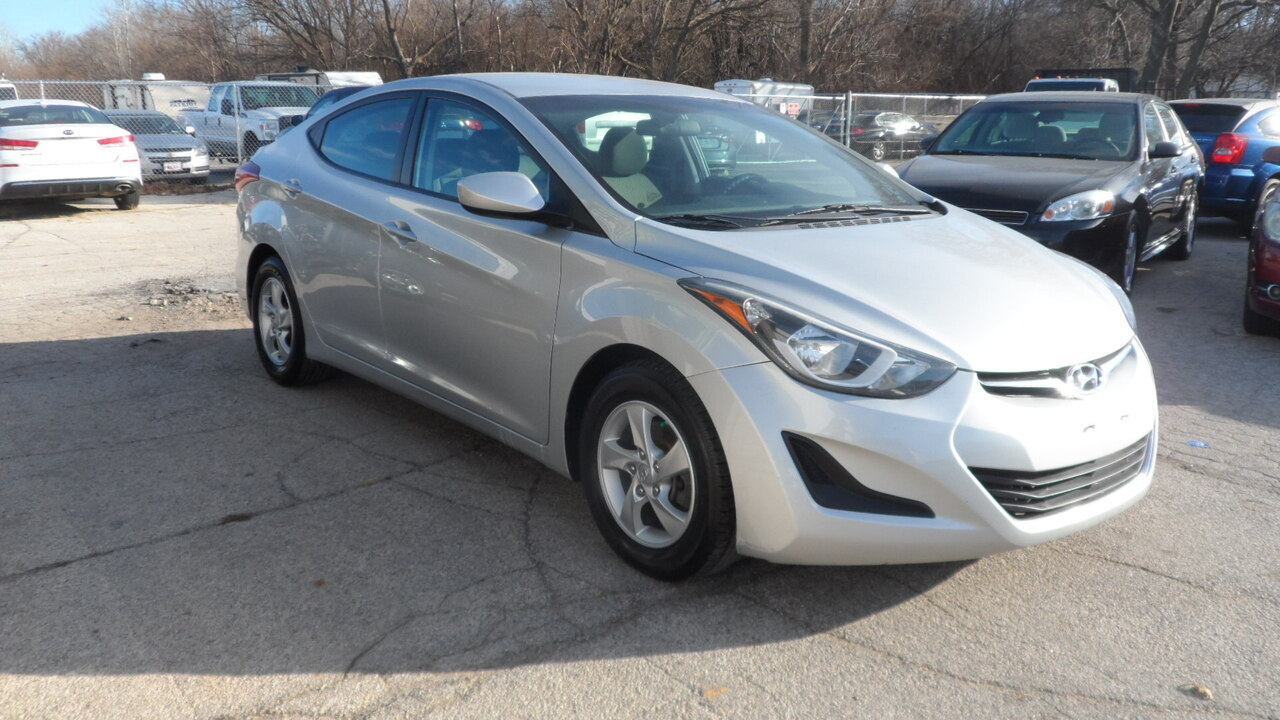 2015 Hyundai Elantra SE  - 13069X  - Area Auto Center