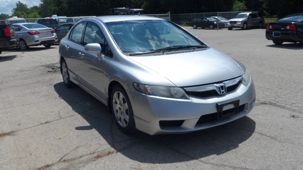 2010 Honda Civic LX  - 13038X  - Area Auto Center