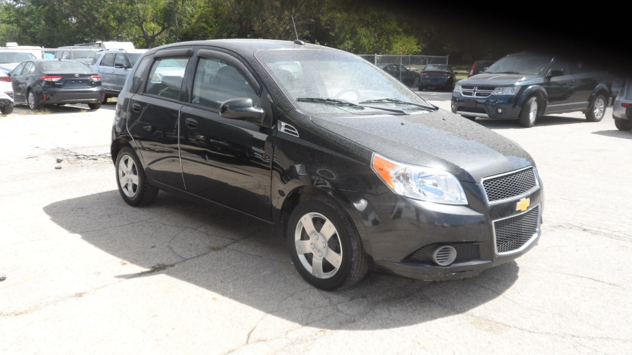 2010 Chevrolet Aveo LS  - 13051X  - Area Auto Center