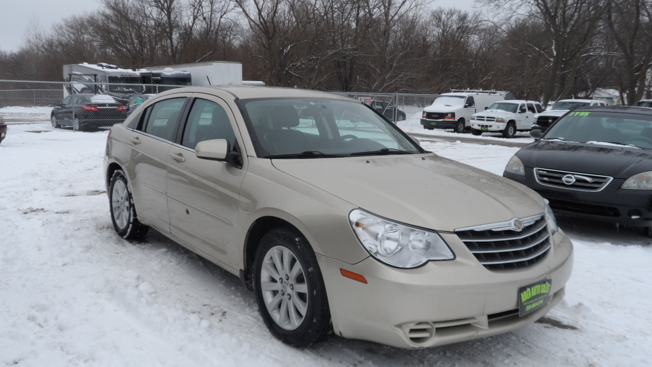 2010 Chrysler Sebring LIMITED  - 12046X  - Area Auto Center