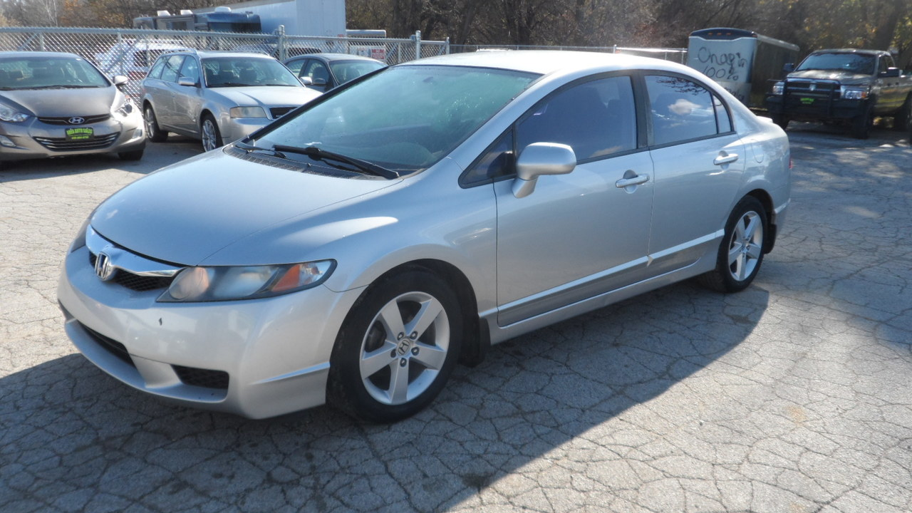 2010 Honda Civic LX-S  - 12034X  - Area Auto Center