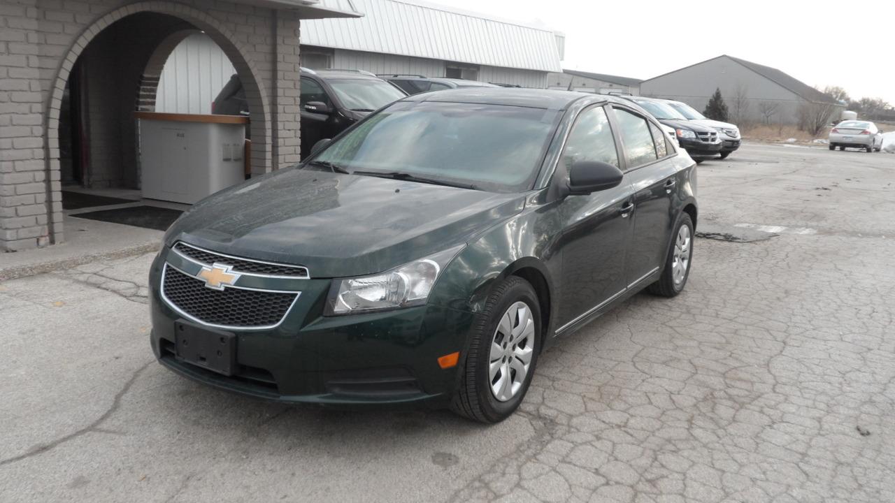 2014 Chevrolet Cruze  - Area Auto Center