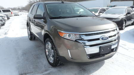 2013 Ford Edge LIMITED AWD for Sale  - 11880  - Area Auto Center