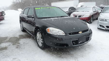 2013 Chevrolet Impala LTZ for Sale  - 11888  - Area Auto Center