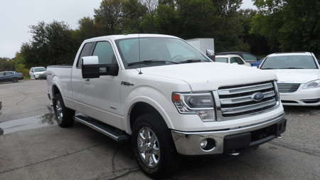 2013 Ford F-150 SUPER CAB 4WD SuperCab for Sale  - 11524  - Area Auto Center