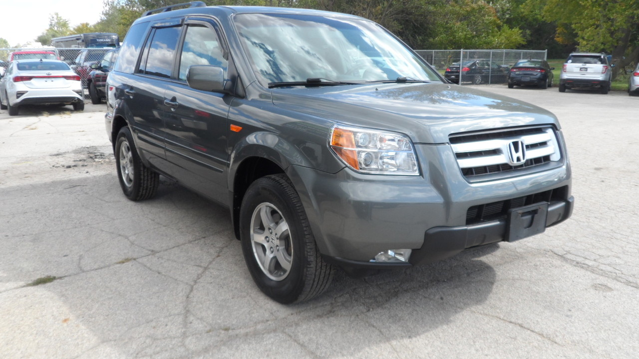 2008 Honda Pilot EXL 4WD  - 13060X  - Area Auto Center