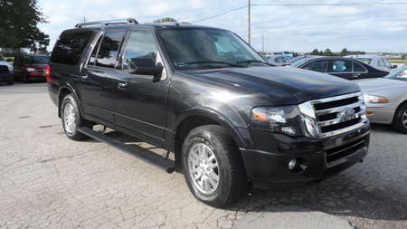 2012 Ford Expedition EL EL LIMITED 4WD for Sale  - 11999  - Area Auto Center